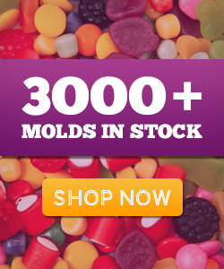 300+ Molds In Stock