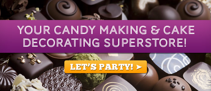 Sweet Treat Supply in Illinois Your Candy And Cake Making Superstore