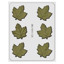 efe97c48efc Maple Leaf Hard Candy Mold